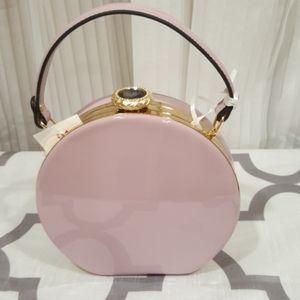 Lilac Canteen Handbag